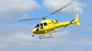 Ambulance helicopter yellow (1)